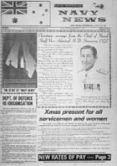 Navy News - 7 December 1973
