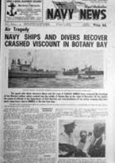 Navy News - 8 December 1961