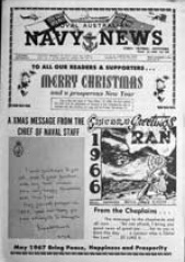 Navy News - 9 December 1966