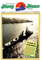 Navy News - 9 December 1988