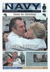 Navy News 13 December 2007