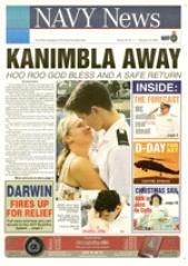 Navy News from 13 February 2003