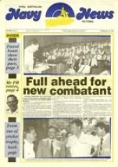 Navy News - 20 February 1987