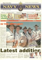 Navy News - 21 February 2000