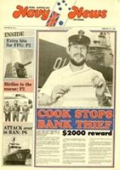 Navy News - 22 February 1985