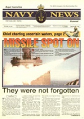 Navy News -  22 February 1999