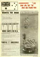Navy News - 25 February 1977