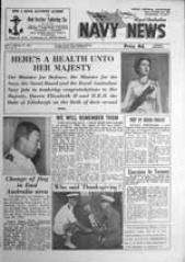 Navy News - 26 February 1960