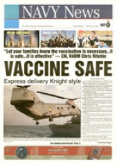 Navy News from 27 February 2003