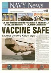 Navy News from 27 February 2003