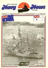 Navy News - 5 February 1988