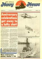 Navy News - 7 February 1986