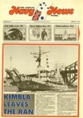 Navy News - 8 February 1985