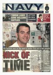 Navy News 22 February 2007