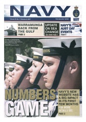 Navy News 8 February 2007