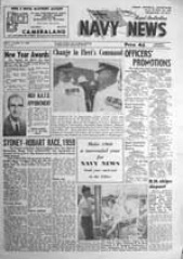 Navy News - 15 January 1960