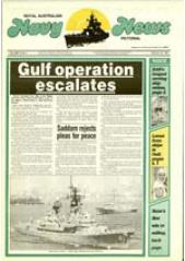 Navy News - 18 January 1991
