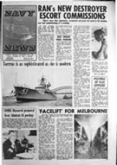 Navy News - 22 January 1971