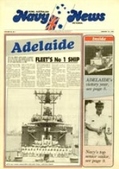 Navy News - 25 January 1985