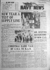 Navy News - 9 January 1959