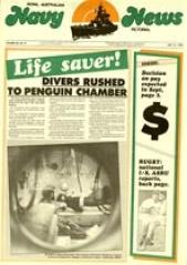 Navy News - 12 July 1985
