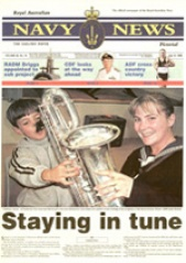 Navy News -  12 July 1999