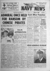 Navy News - 15 July 1960