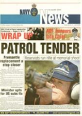 Navy News - 23 July 2001