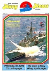 Navy News - 25 July 1986