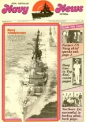 Navy News - 26 July 1985