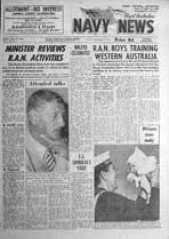 Navy News - 29 July 1960