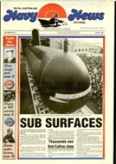 Navy News - 30 July 1993