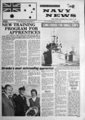 Navy News - 7 July 1972