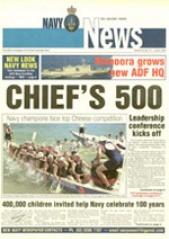 Navy News - 9 July 2001