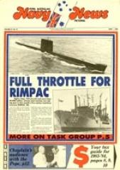 Navy News - 1 June 1984