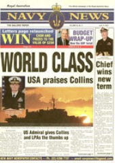 Navy News - 11 June 2001
