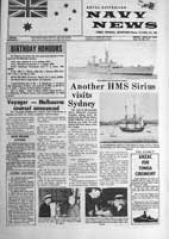 Navy News - 23 June 1967
