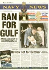 Navy News - 25 June 2001