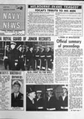 Navy News - 27 June 1969