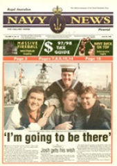 Navy News -  29 June 1998