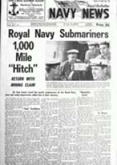 Navy News - 8 June 1962
