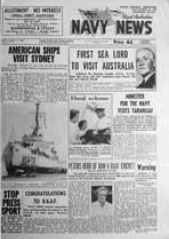 Navy News - 11 March 1960