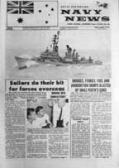 Navy News - 15 March 1968