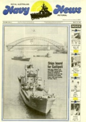Navy News - 16 March 1990