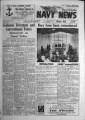 Navy News - 17 March 1961