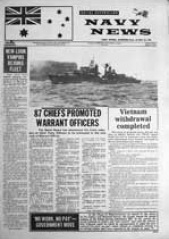 Navy News - 17 March 1972