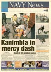 Navy News - 18 March 2002
