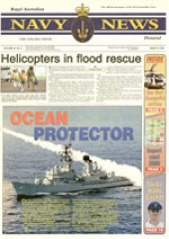 Navy News - 19 March 2001