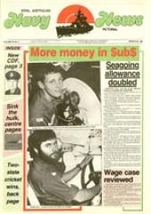 Navy News - 20 March 1987