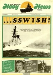 Navy News - 22 March 1985
